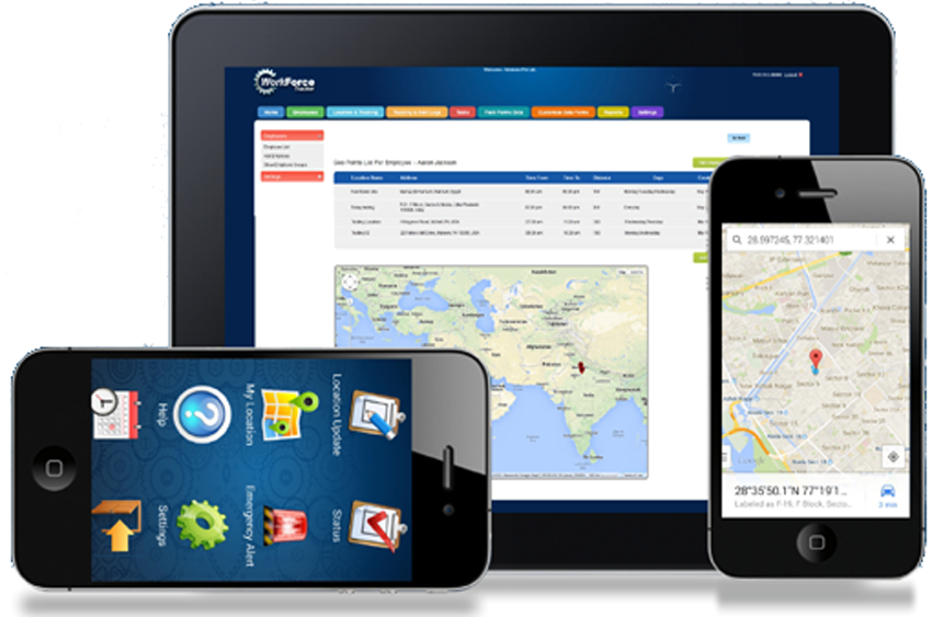 Mobile Field  Service  Dispatch Software